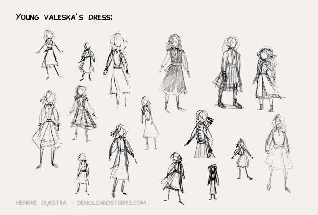 valeska`s-dress