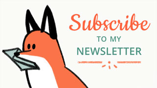 Subscribe to my email newsletter
