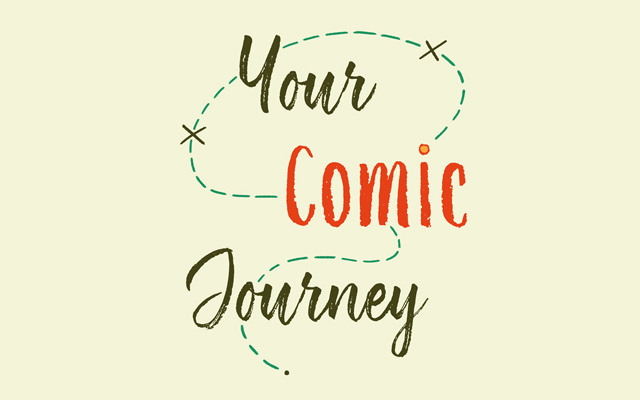 Make a short comic in 10 weeks