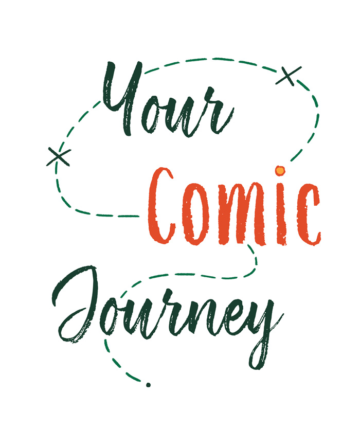 Your Comic Journey online mentored course